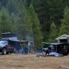 Kochen im Lagerfeuer
