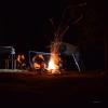 Traumhafte Stunden am Lagerfeuer!