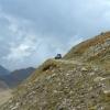 Abstieg zum Plateau