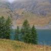 Türkisblauer Lago d'Rochemolles