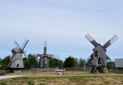 die Wahrzeichen Saaremaas