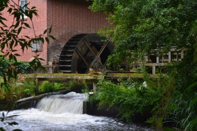 Historische Horster Wassermühle