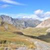 Weiter Kessel des oberen Vallone di Preit