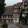 Der Münzberg unterhalb der Quedlinburg