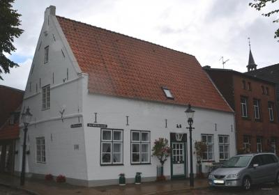 Eines der ältesten Häuser