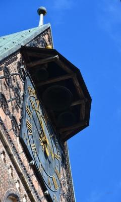 Glockenspiel der Marienkirche