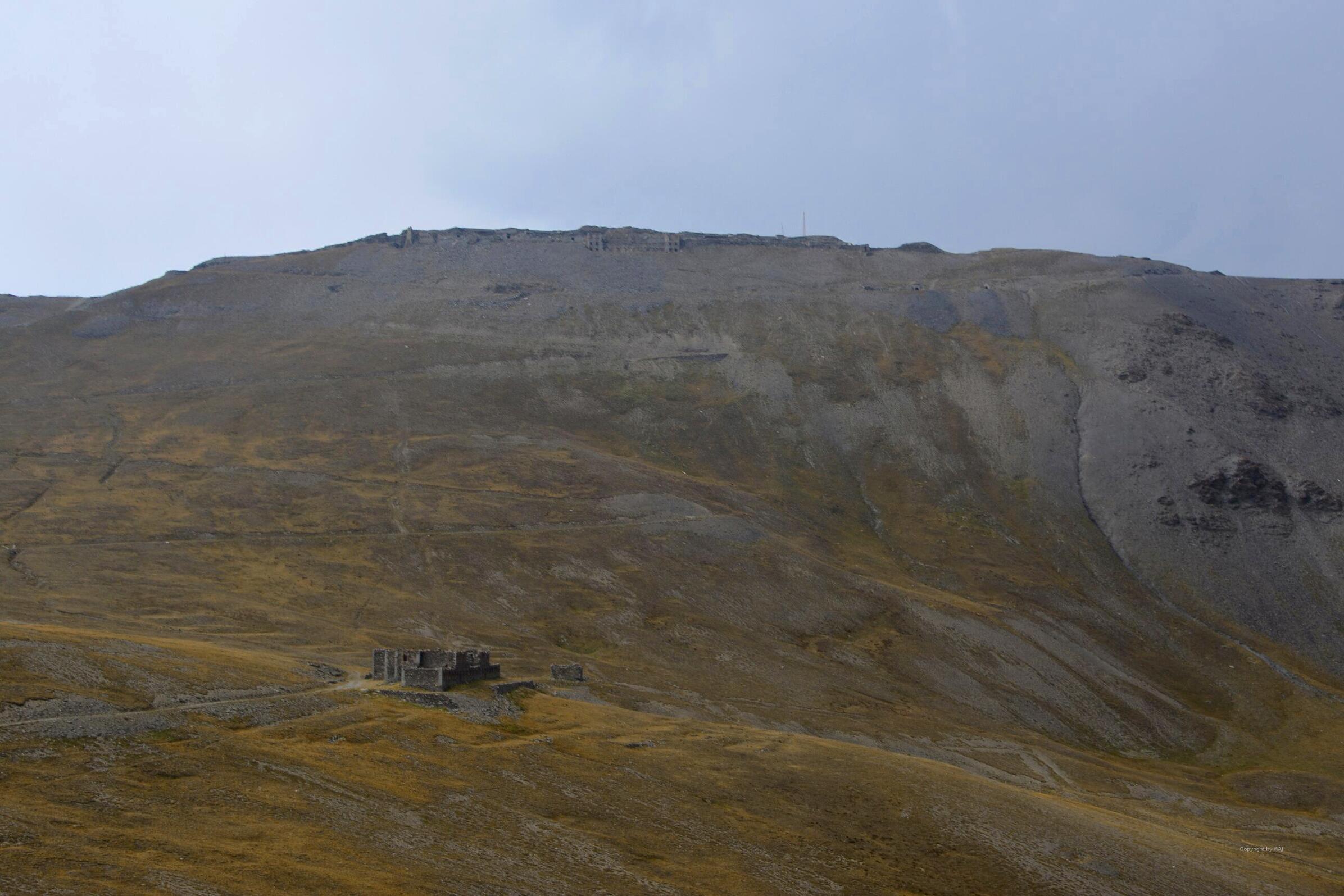 Fort am Monte Jafferau