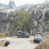 Fotostopp an der Cascata di Fond