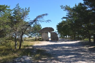 das Tor zum Kolkas rags