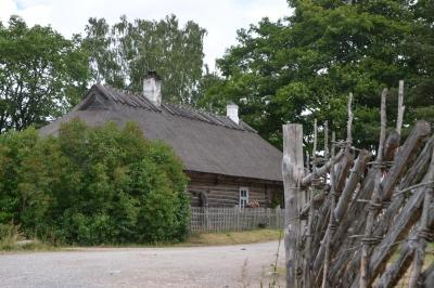 historische Dörfer