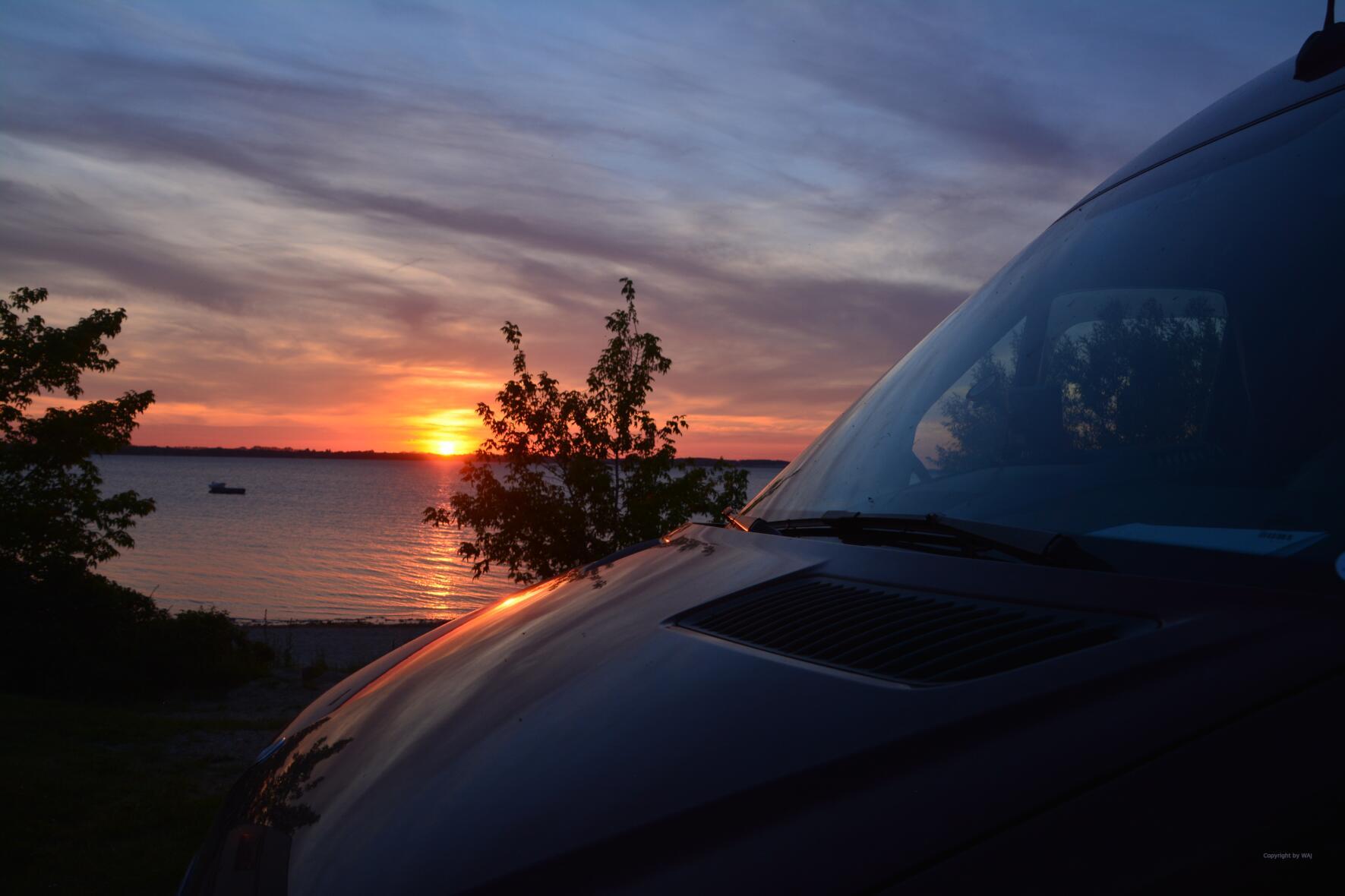Zurück am Meer - Ostsee