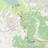 Karte Mont Cenis