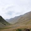 Stille über dem weiten Tal