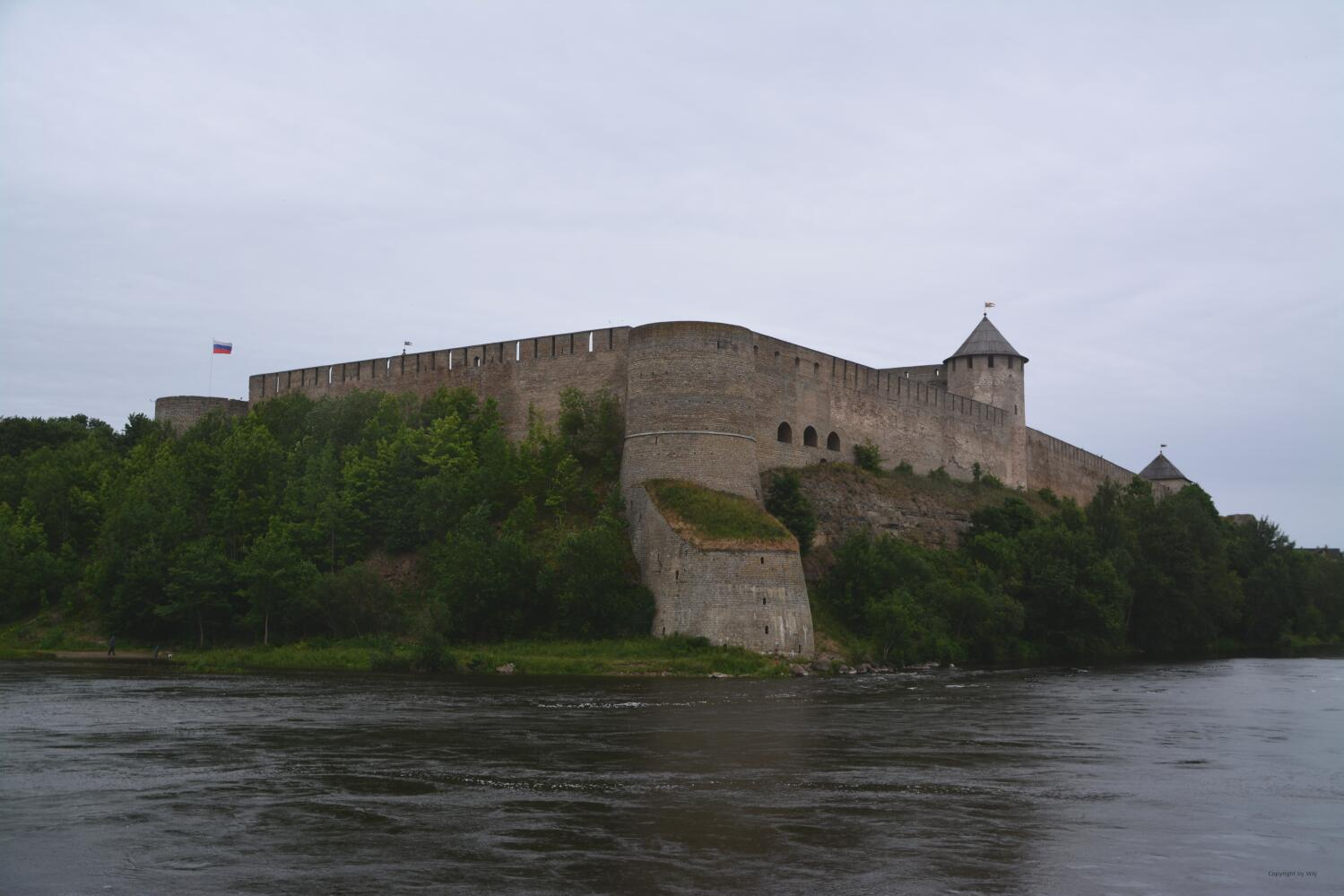 Festung Ivangorod