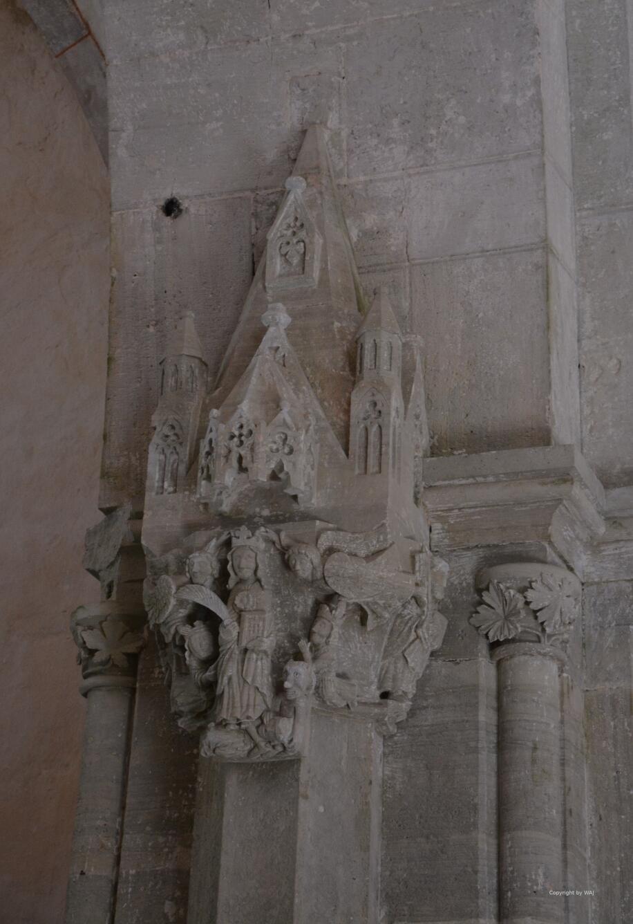 historische Steinmetzarbeiten
