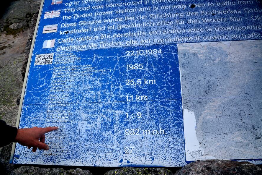 ... 932 Meter über NN