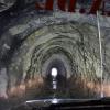 Martin's Lightbar leuchtet den Tunnel aus