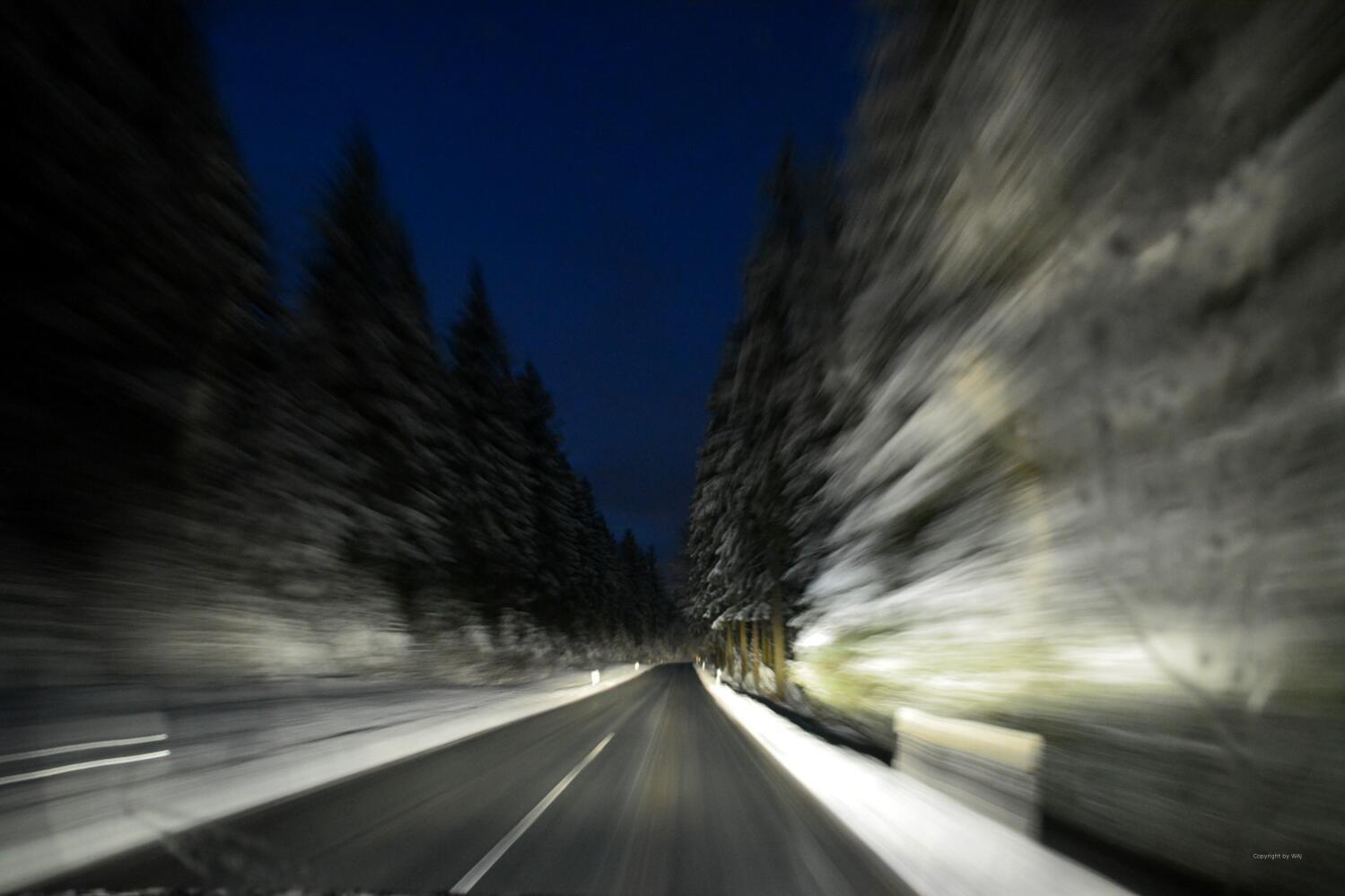 Schnell nach Schöneck