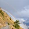 ...und spendiert uns spektakuläre Wetterbilder!